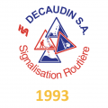 Logo decaudin signalisation 1993