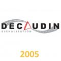 Logo decaudin signalisation 2005